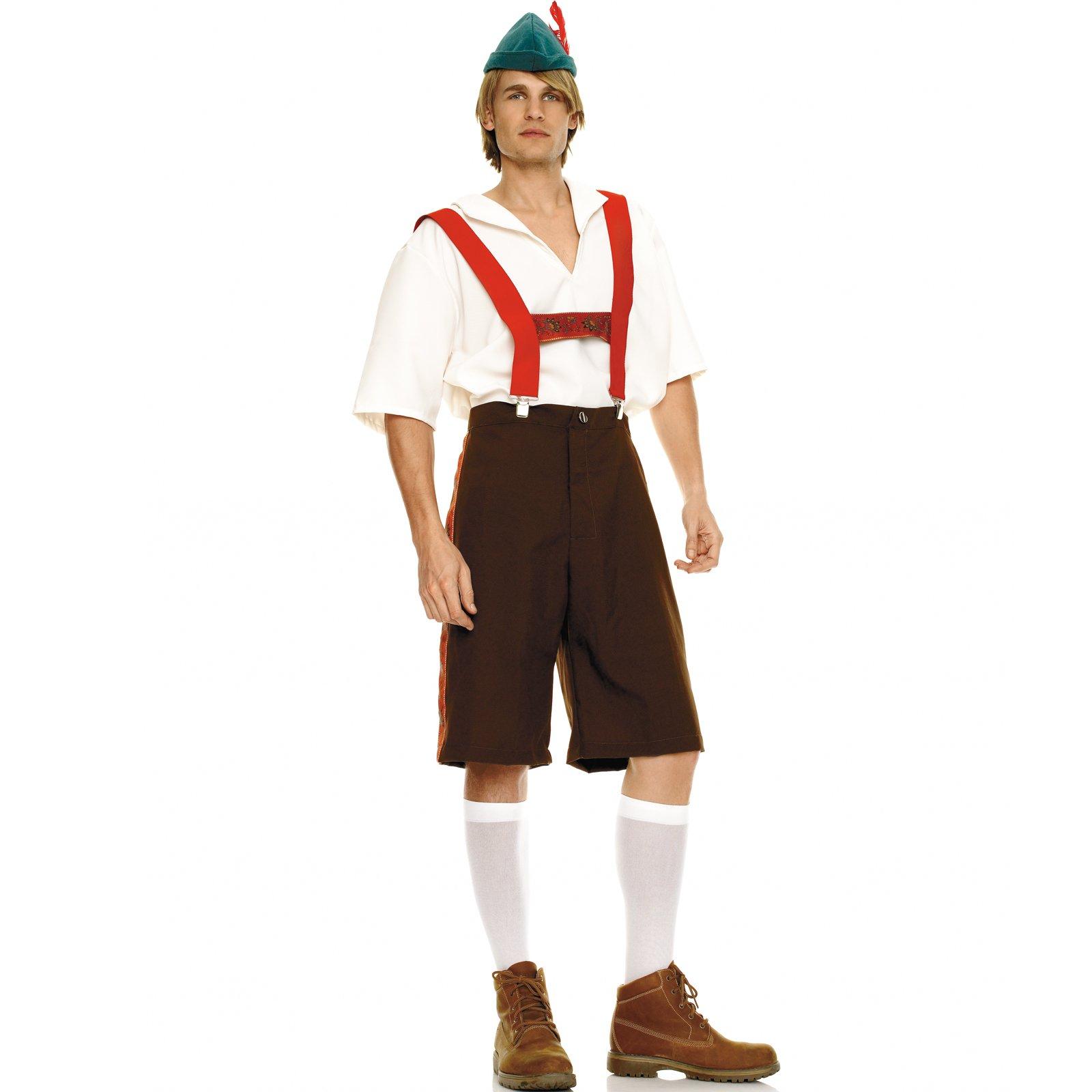 Ice Cream Man Halloween Costume